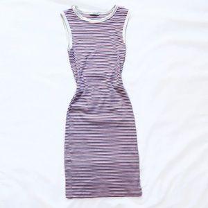 asos esprit edc ⋆ ribbed midi dress